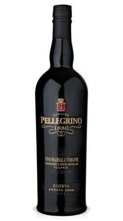 Pellegrino Marsala Vergine Riserva 75cl 2000